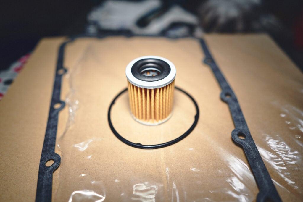 Фильтр тонкой очистки и прокладка