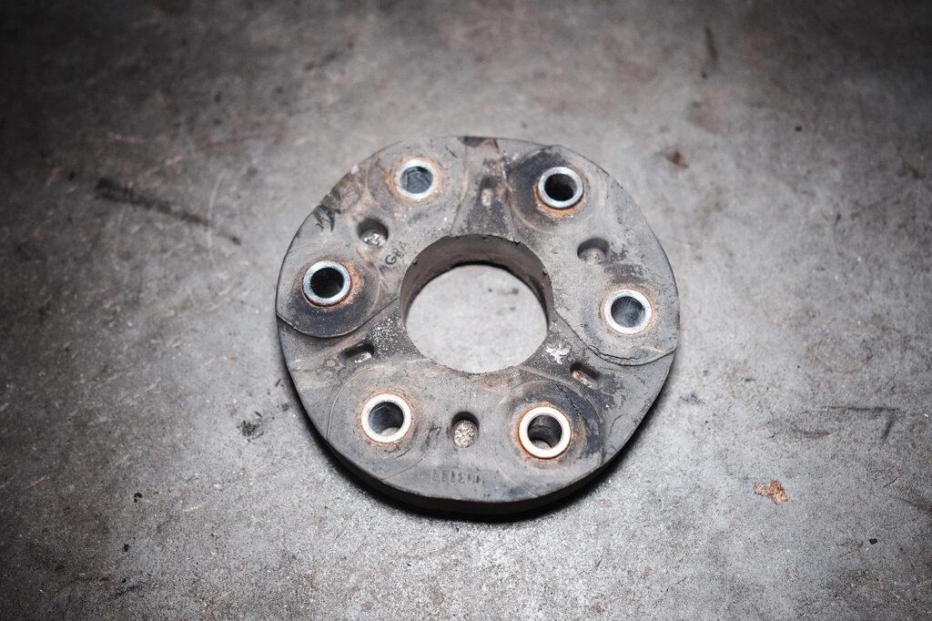 Трещины муфты кардана