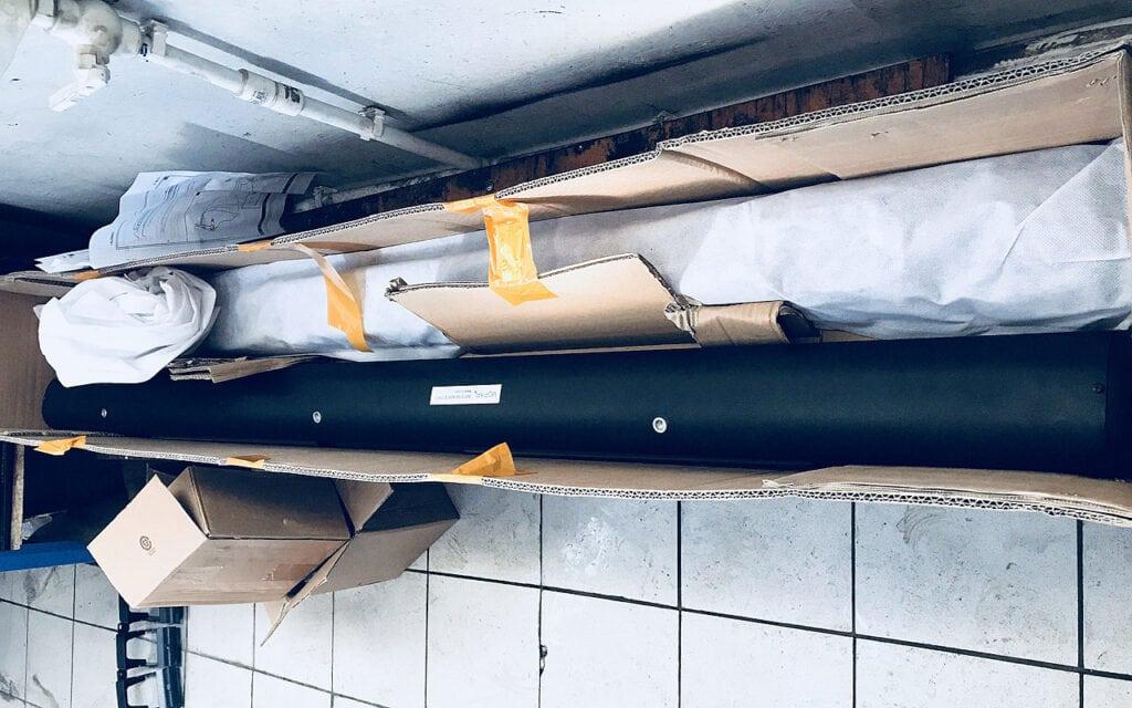 Комплект подножек Гранд Чероки WK2