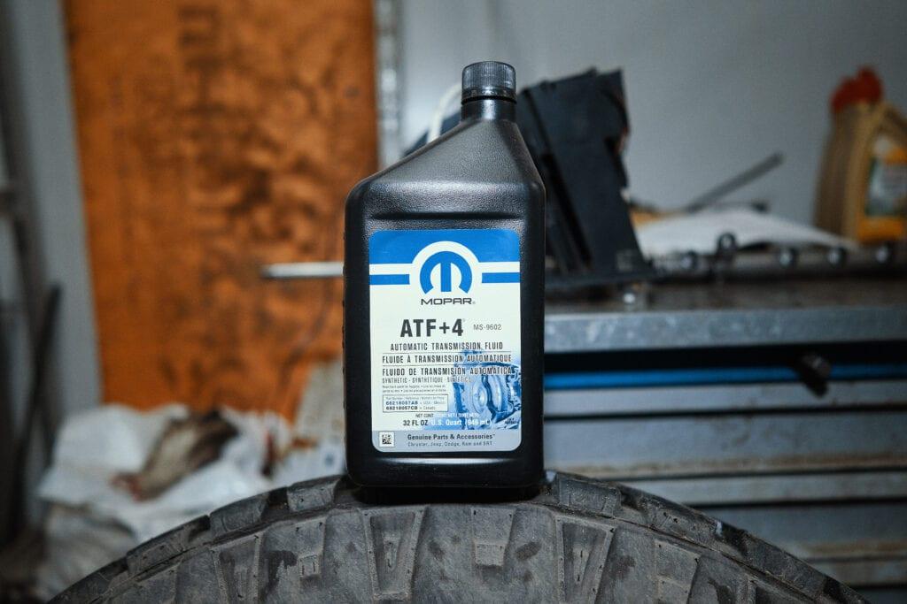 Правильно масло АКПП Джип Вранглер