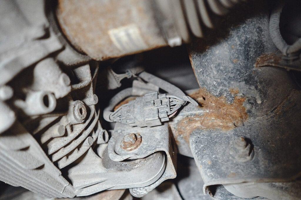 Жгут проводов топливного бака Гранд Чероки WK2