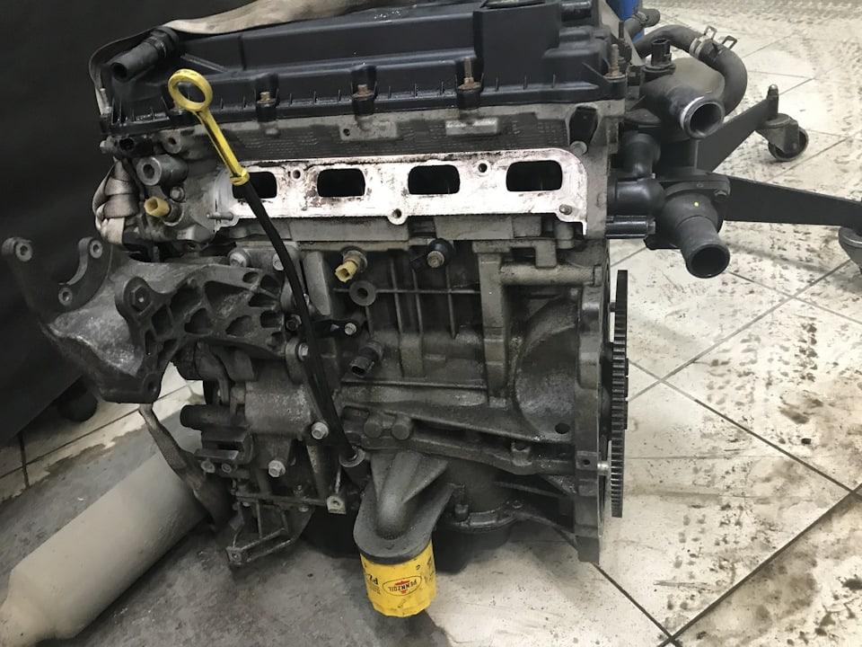 Двигатель Додж Авенджер прямиком из Штатов