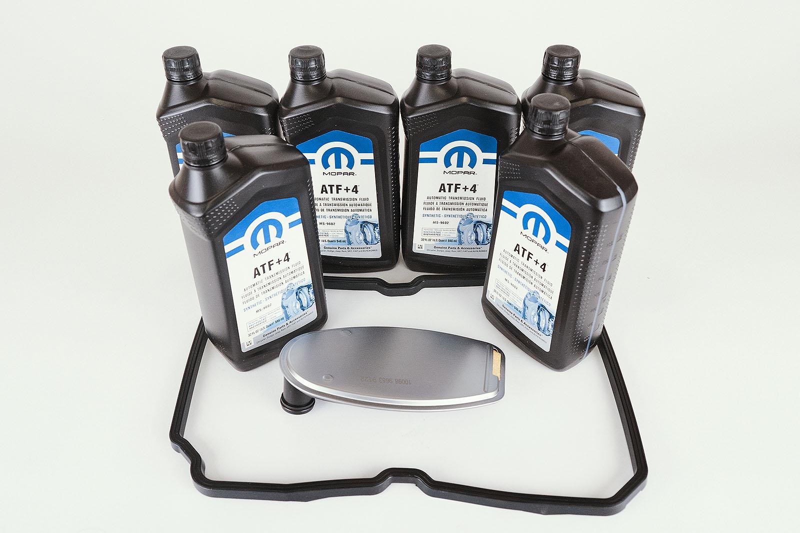 Комплект для замены масла в АКПП NAG1