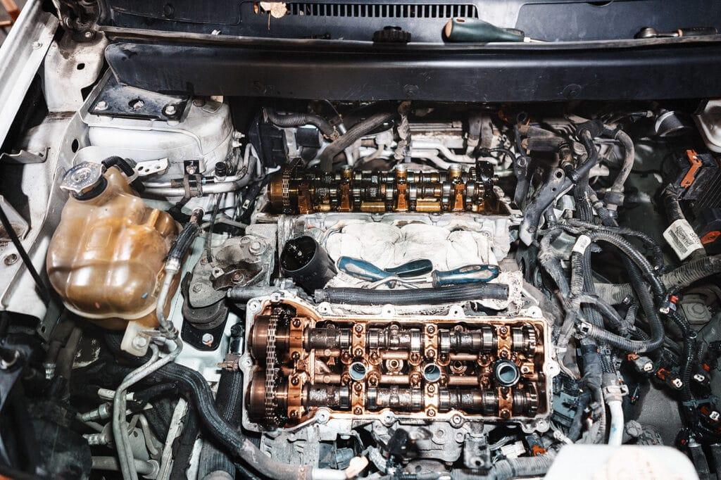 Двигатель Пентастар 3.6 и плохое масло