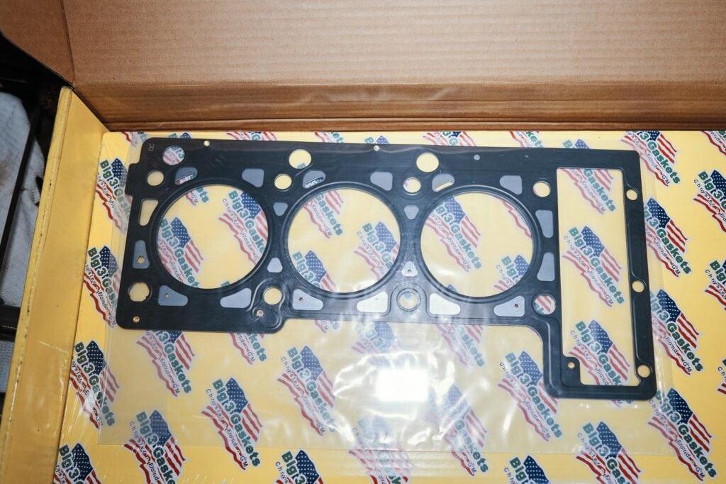 Комплект прокладок для головок блока цилиндров