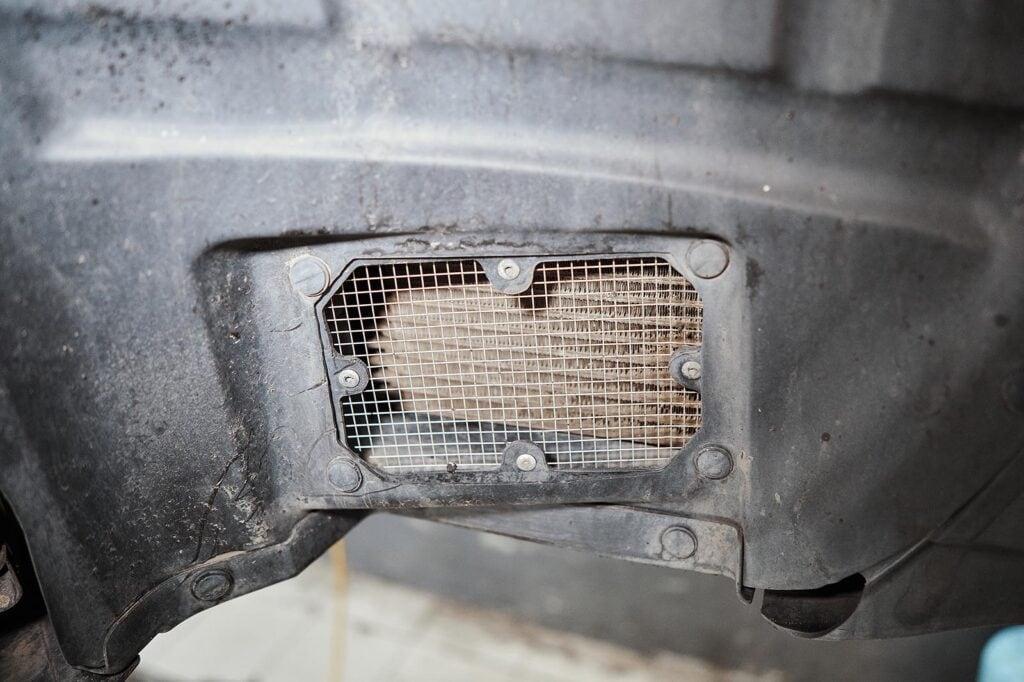 Лишний воздух радиаторам не помешает