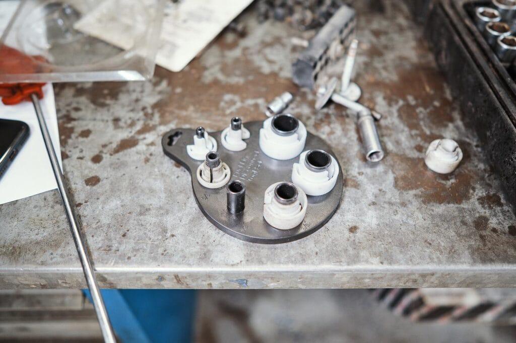 Набор для снятия автомобильных трубок