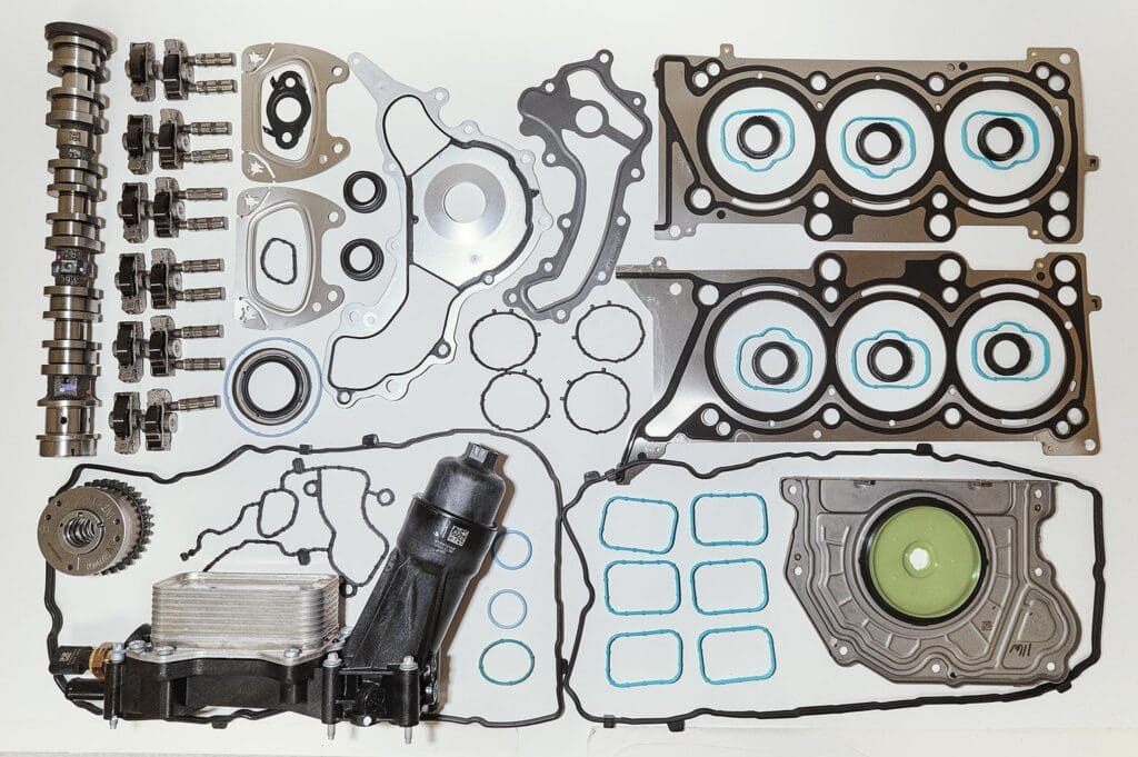 Комплект прокладок Гранд Чероки 3.6 с 2016 модельного года