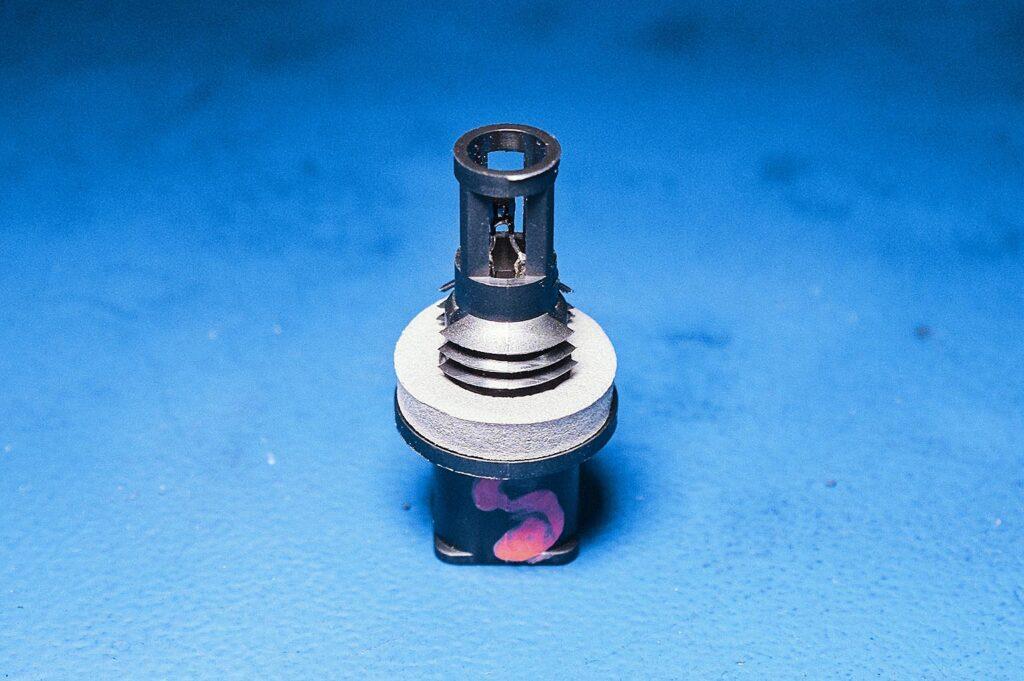 По сути это просто терморезистор
