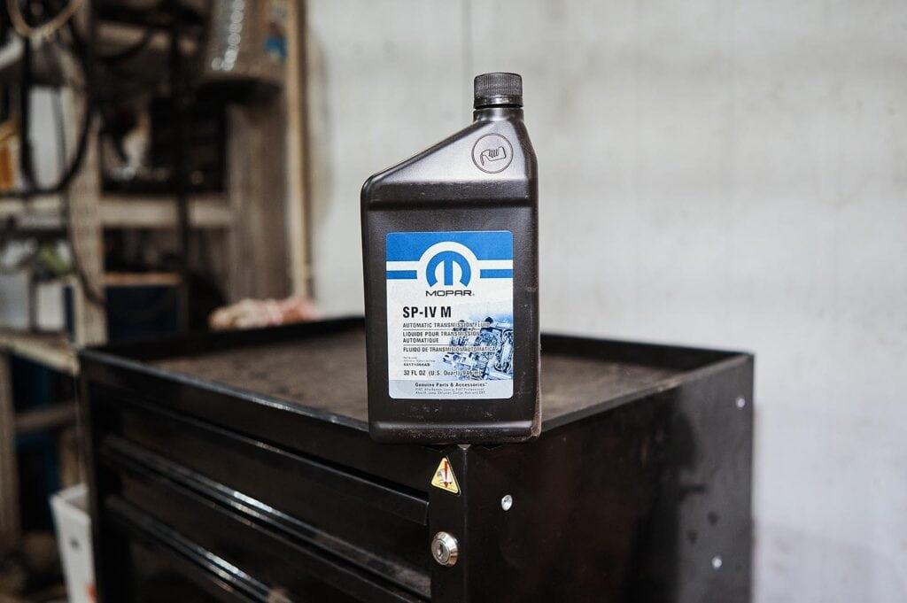 Оригинальное масло SP-IV M