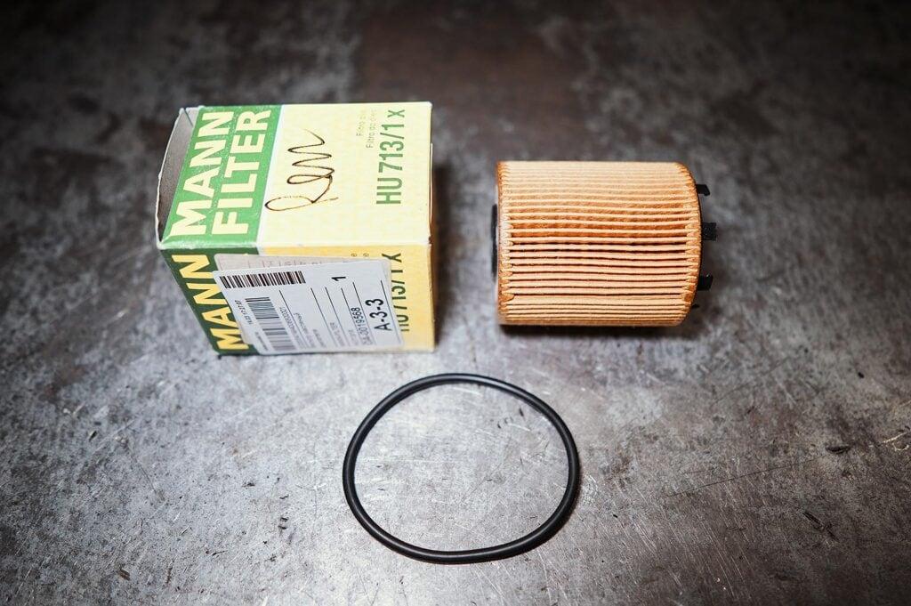 Масляный фильтр Jeep Renegade 1.4