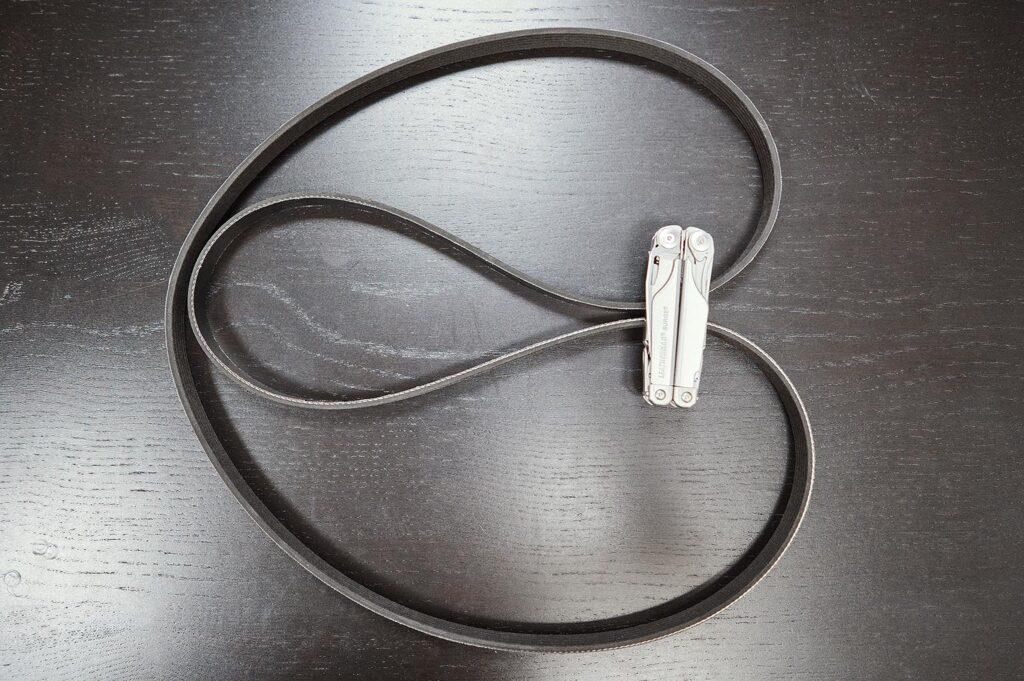 Приводной ремень Гранд Чероки 6.4 SRT8