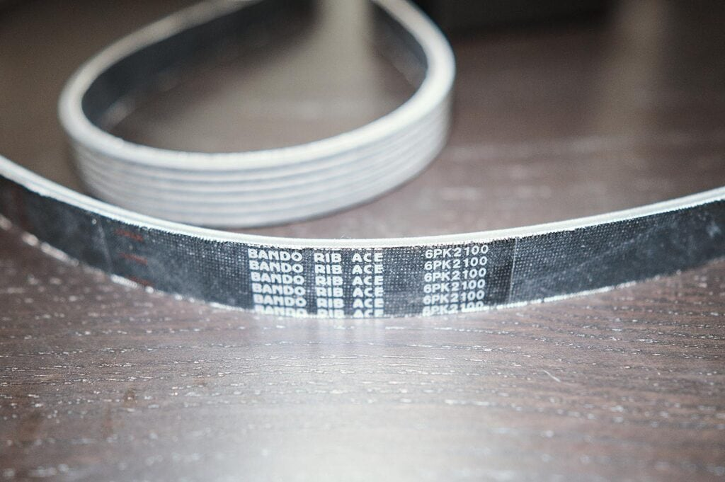 Универсальная маркировка ремня 6PK2100