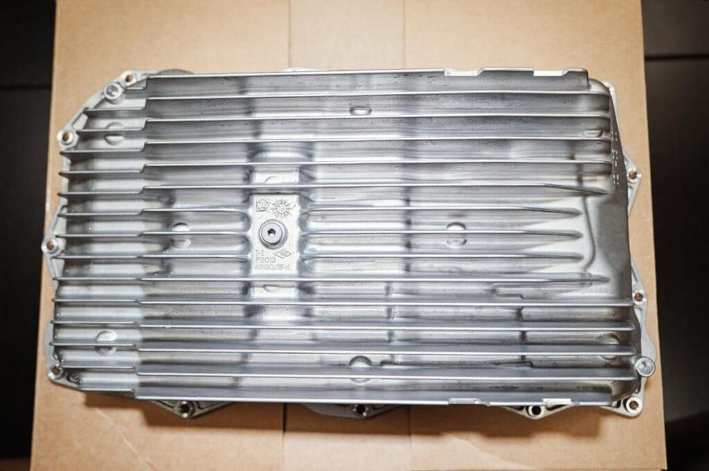 Алюминиевый поддон АКПП от БМВ М-серии
