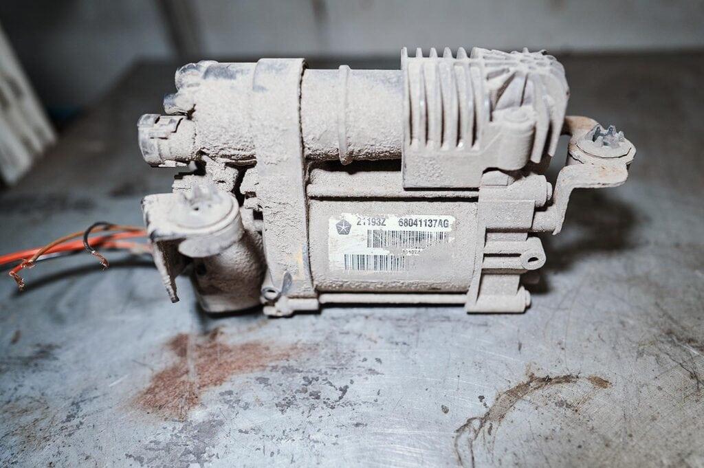 Артикул компрессора 68041137AG