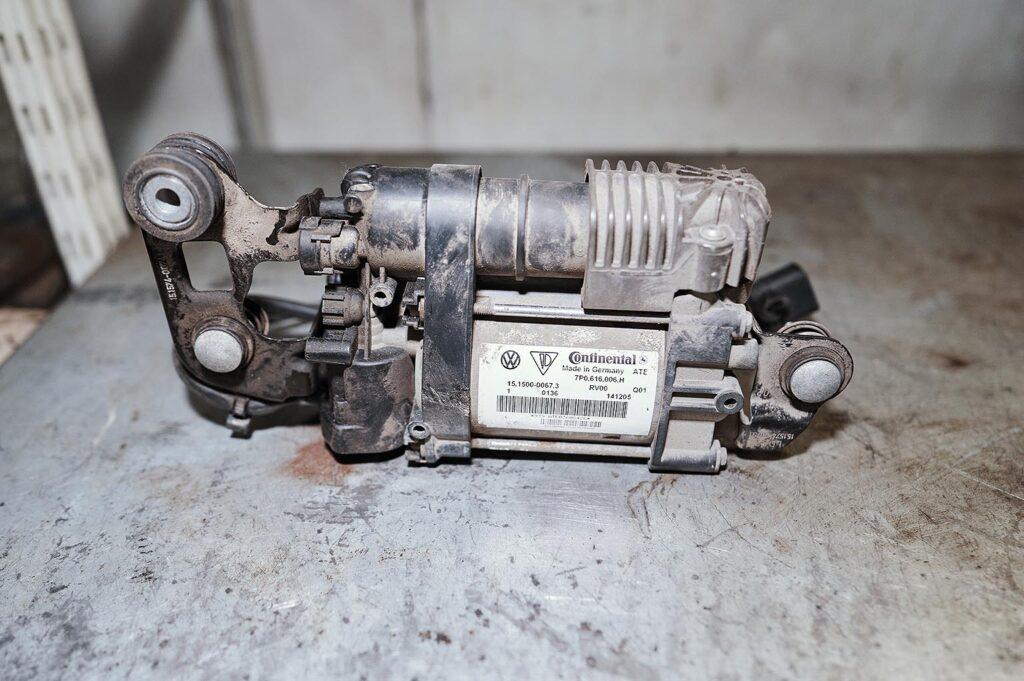 Такой же компрессор от Continental
