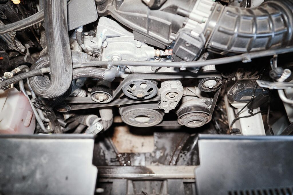 Разбираем систему охлаждения двигателя