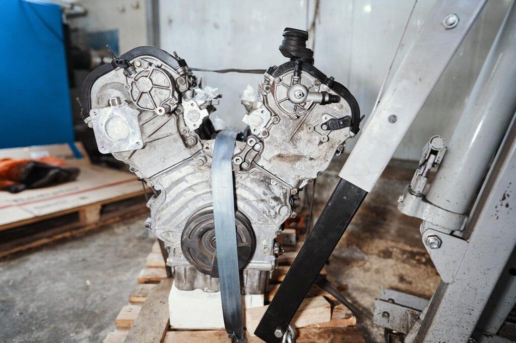 Двигатель Grand Cherokee WK2 с разборки