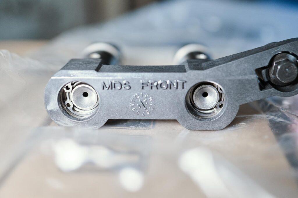 Гидрокомпенсаторы держатся в обойме за счёт стопорного кольца
