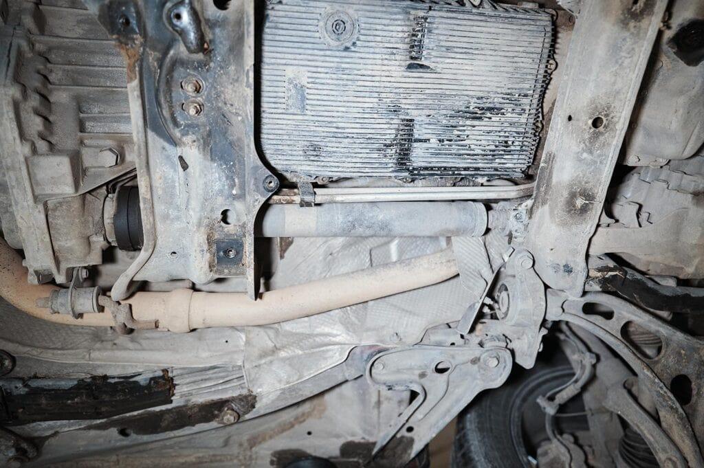 Передний кардан Grand Cherokee WK2